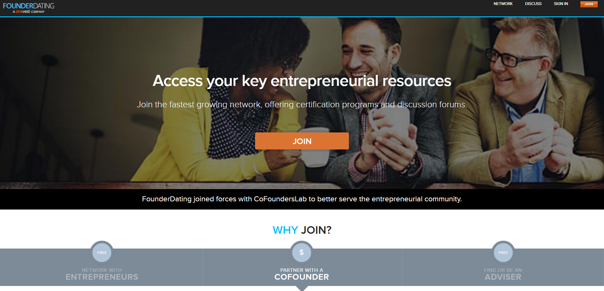Founderdating contact