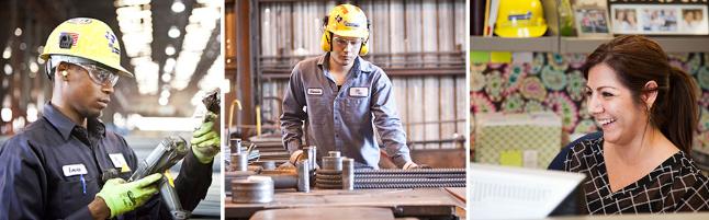 Commercial metals careers