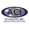 ACI Alloys logo