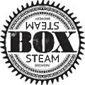 Box Steam logo