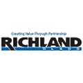 Richland Glass Company logo