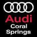 Audi Coral Springs logo