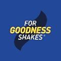 For Goodness Shakes logo