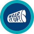 Wrap It Up! logo