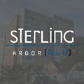 Sterling Arbor Blu logo
