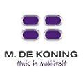 M. de Koning logo