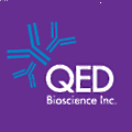 QED Bioscience logo