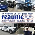 Reaume Chevrolet Buick logo