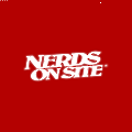 Nerds on Site logo