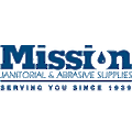 Mission Janitorial & Abrasive Supplies logo