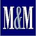 M&M Office Interiors logo