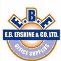 EB Erskine logo