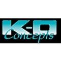 K-O Concepts logo