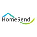 HomeSend logo
