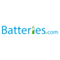 Batteries.com logo
