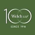 Welch logo