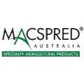 Macspred logo
