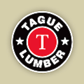 Tague Lumber logo