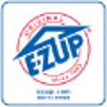 International E-Z UP logo