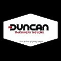 Duncan Machinery Movers logo