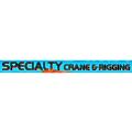 Specialty Crane & Rigging logo