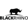 Black Rhino Recycling logo