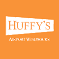 Huffy's Airport Windsocks logo