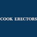 Cook Erectors logo