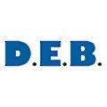 D.E.B. Manufacturing logo