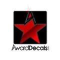Award Decals