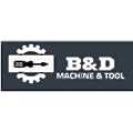 B&D Machine & Tool logo