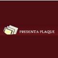 Presenta Plaque Corporation logo
