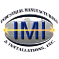 Industrial Manufacturing & Installations (IMI) logo