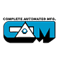 Complete Automated Manufacturing logo