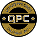 Quality Precision Cleaning logo