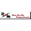 R&M Sales logo