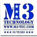M3 Technology logo