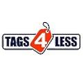 Tags 4 Less logo