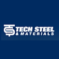 Tech Steel and Materials logo