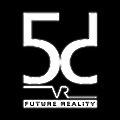 5dVR logo