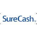 SureCash logo