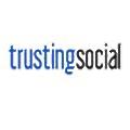 Trusting Social logo