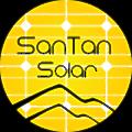 SanTan Solar logo