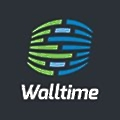 Walltime logo