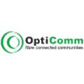 OptiComm logo
