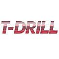 T-DRILL logo