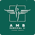 AMB Surgical logo