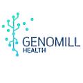 Genomill Health logo
