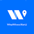 WhatWhere.World logo