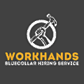 Work Hands logo
